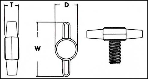 Wing Screws Diagrammatic